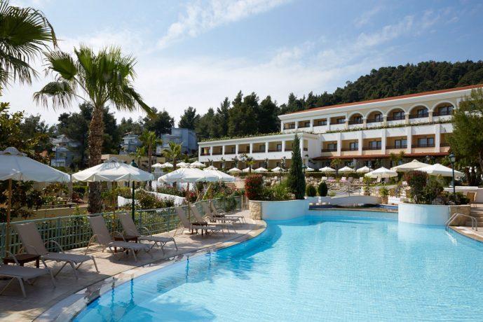 Aegean Melathron Thalasso Spa Hotel Chalkidiki Greece