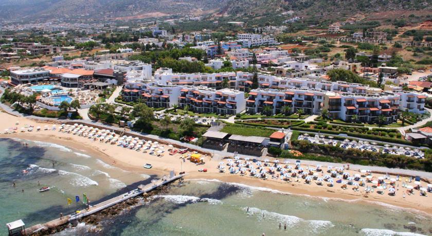 Alexander Beach Hotel Village Kreta