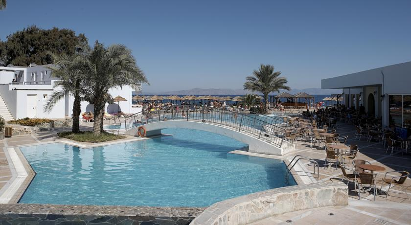 Avra Beach Resort Rhodes Greece Hotelandtennis Com