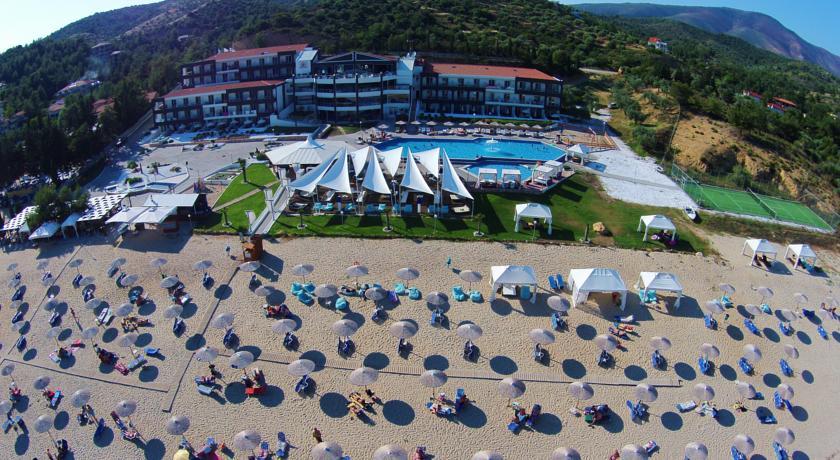 Blue Dream Palace, Thasos, Greece - Hotelandtennis com