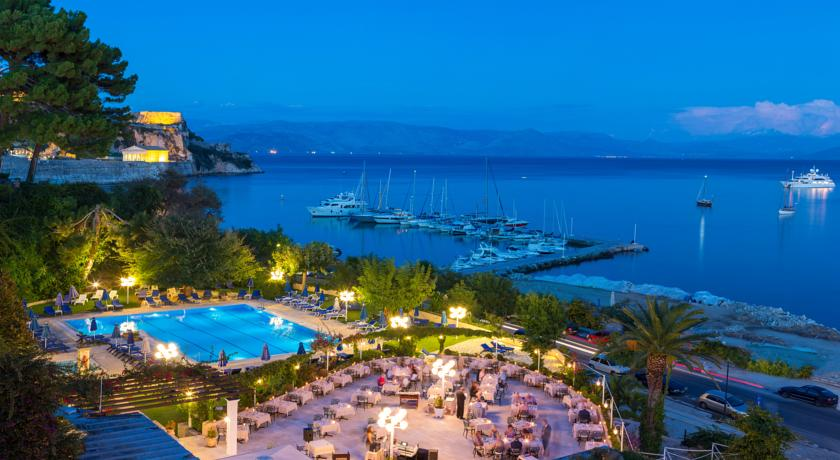 Image result for Hotel Corfu Palace 5*