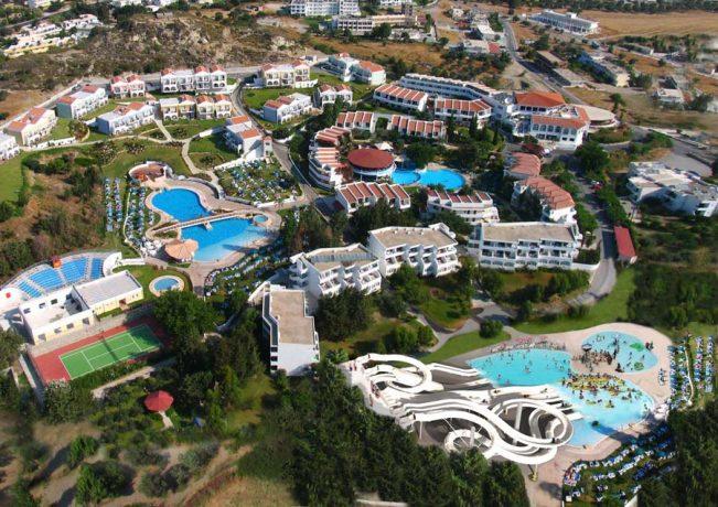 Hotel Palace Rhodos Faliraki