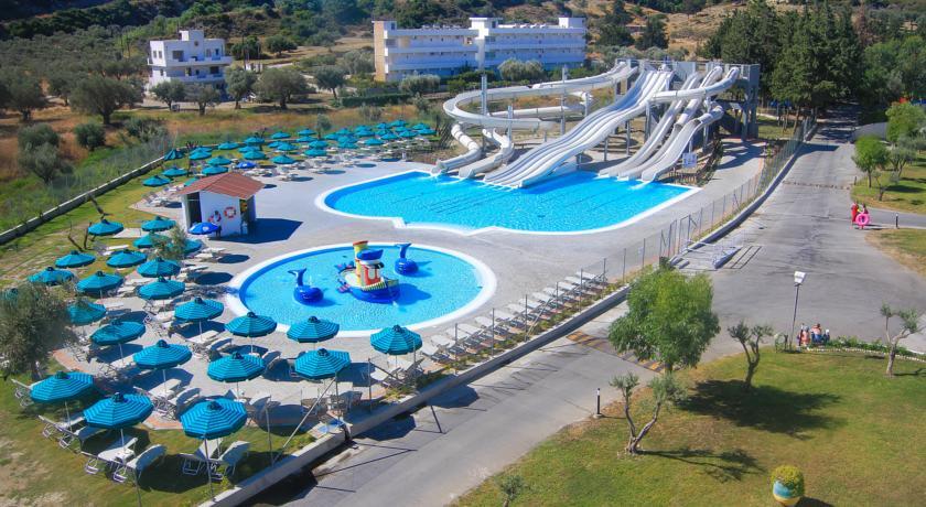 Sun Palace Hotel Faliraki Water Park