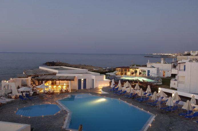 Knossos Beach Bungalows & Suites, Crete, Greece