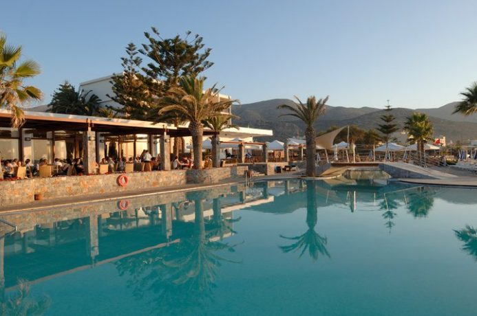 High Beach  Star Hotel Malia