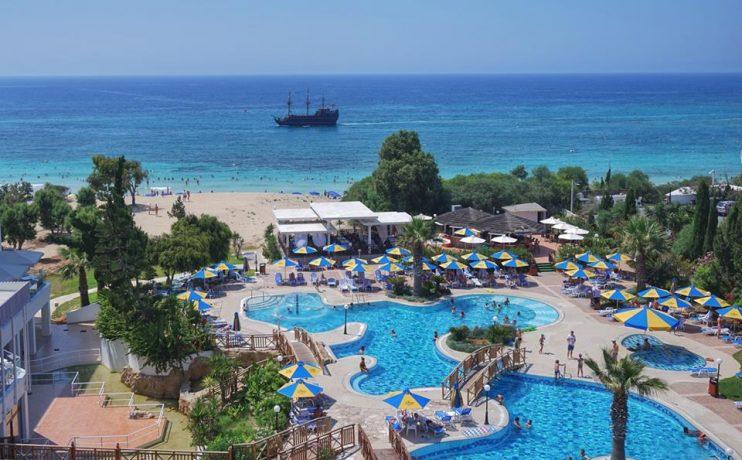 Melissi Beach Hotel Ayia Napa Cyprus