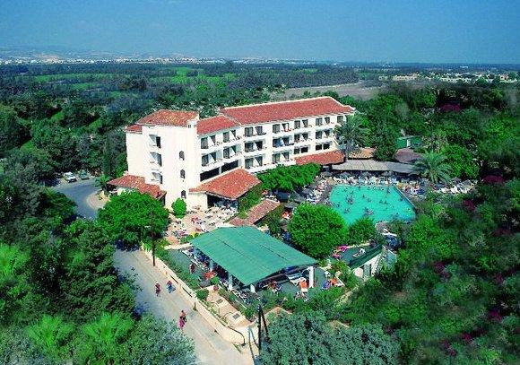 Paphos Gardens Holiday Resort, Pafos, Cyprus - Hotelandtennis.com