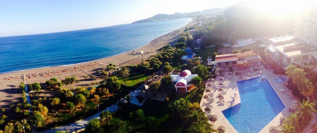 Pegasos Beach Hotel Rhodes Greece
