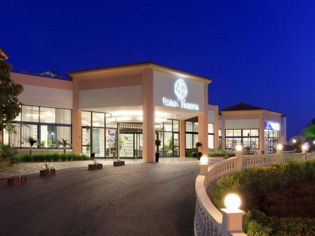 Rodos princess beach hotel rhodes greece for Boutique hotel 5 rhodes