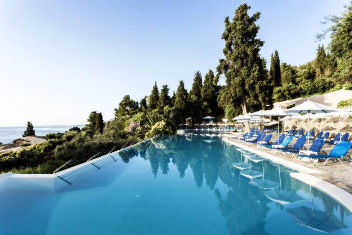 Aeolos Beach Resort Hotel Corfu