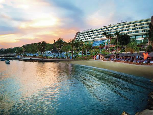 Amathus Beach Hotel Limassol Cyprus