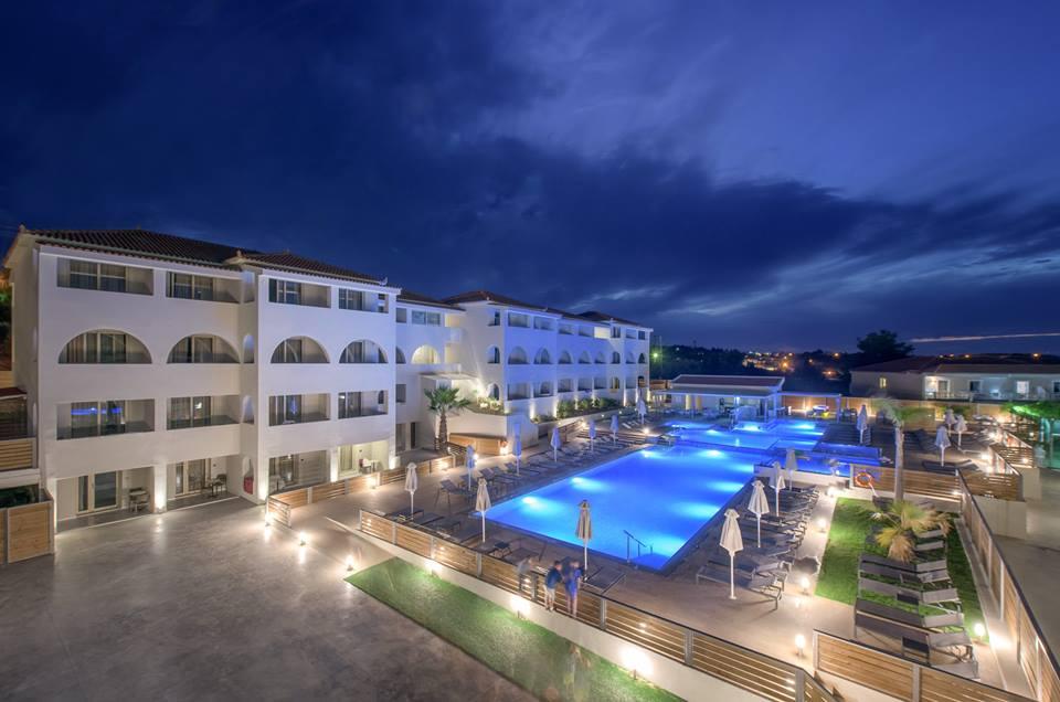 Hotel Azure Resort Tsilivi