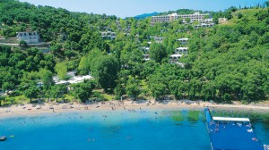 daphnila hotel with tennis court Corfu 15