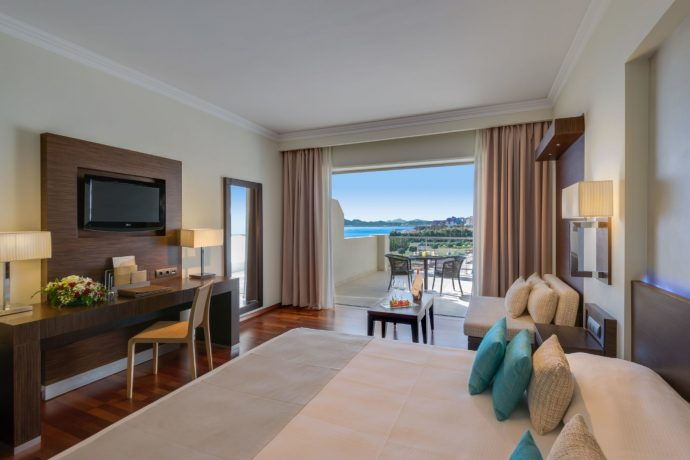 Elysium Resort & Spa, Rhodes, Greece