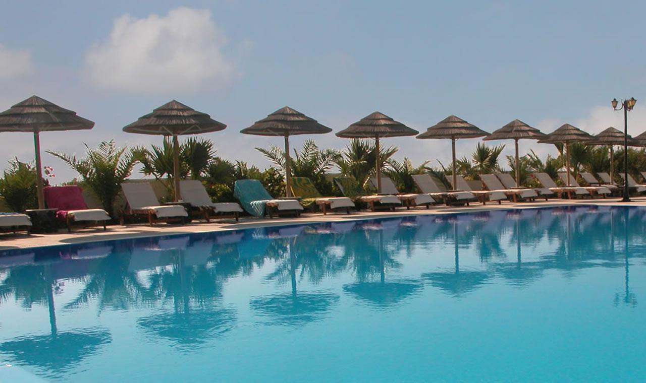Mediterranean Beach Hotel Santorini Contact