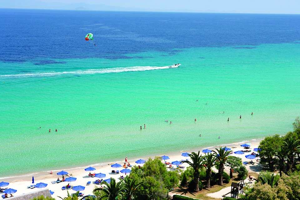 Pallini Beach Hotel Halkidiki Greece