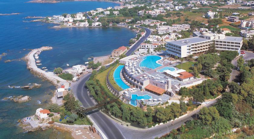 Panorama hotel crete greece for Hotel panorama hotel