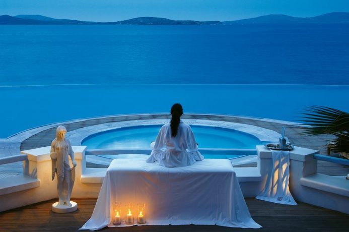Saint John Hotel Villas And Spa Mykonos Greece