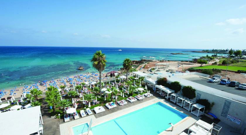 Silver Sands Beach Hotel Protaras Cyprus Hotelandtennis Com