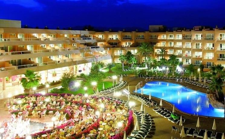Tropic Garden Hotel Ibiza Spain