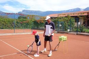 Pineta Campi tennis coach