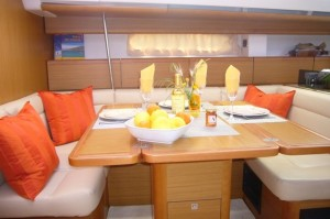 ionian islands yachting and tennis Sun Odyssey 50 DS-2