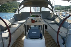 ionian islands yachting and tennis Sun Odyssey 50 DS-3