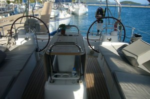 ionian islands yachting and tennis Sun Odyssey 50 DS-4