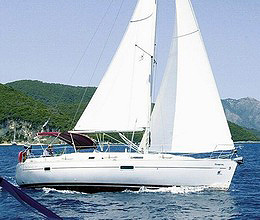 ionian islands yachting and tennis oceanis361-1