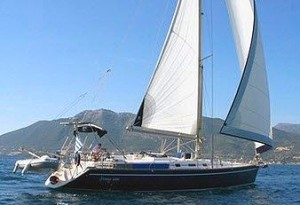 ionian islands yachting and tennis oceanstar51-1