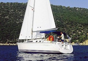 ionian islands yachting and tennis sunodyssey342-1