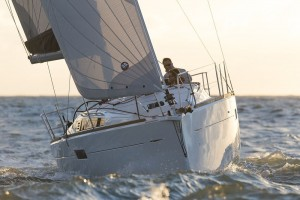 ionian islands yachting and tennis sunodyssey349-1