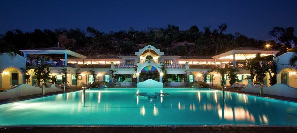 Arbatax Park Resort Hotel Resort Telis Sardinien Italien