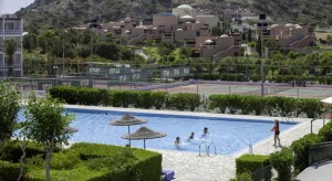 Lakitira Resort and Village with tennis13