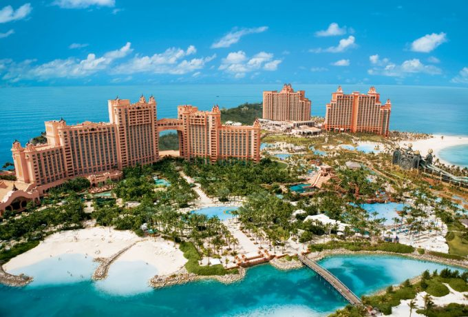 Atlantis Paradise Island Nau Bahamas