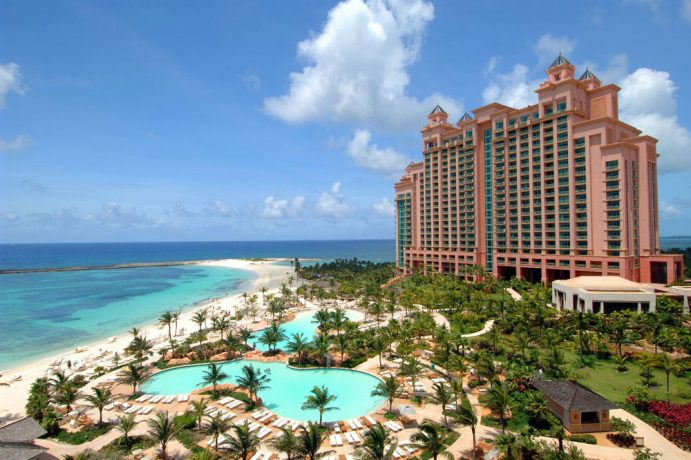 Atlantis Paradise Island Nau Bahamas Beach The Best Beaches In World