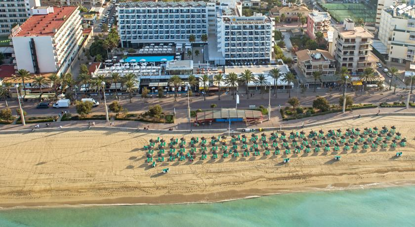 Hotel Iberostar Cristina Playa De Palma Mallorca