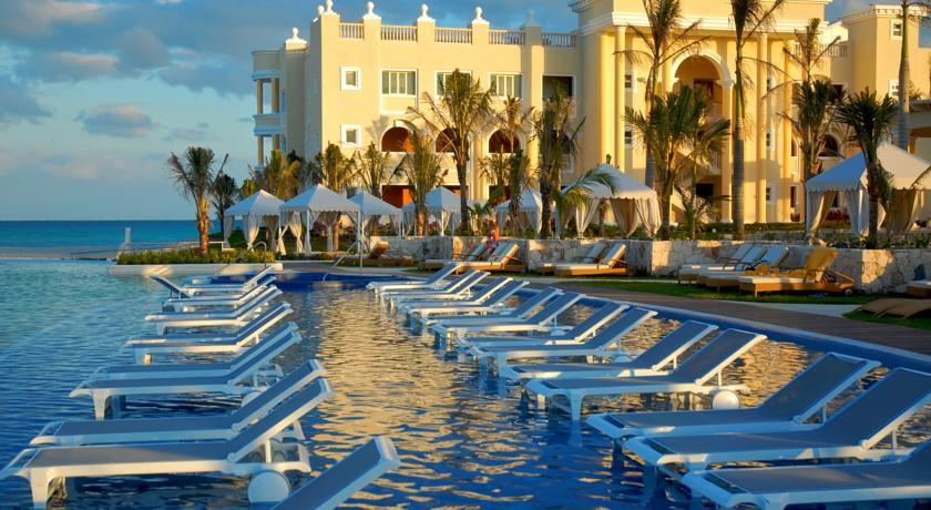 Iberostar Grand Hotel Paraiso Playa Del Carmen Mexico Hotelandtennis Com