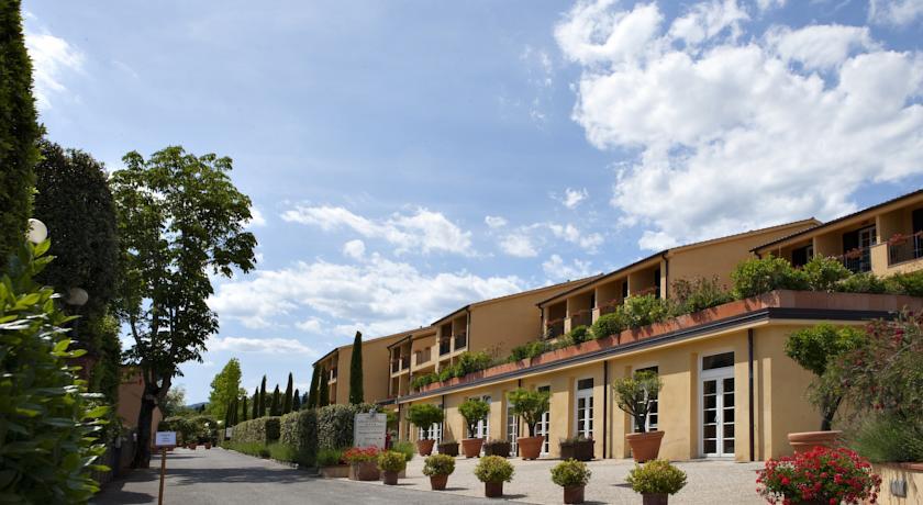 Pistoia Hotel Villa Cappugi