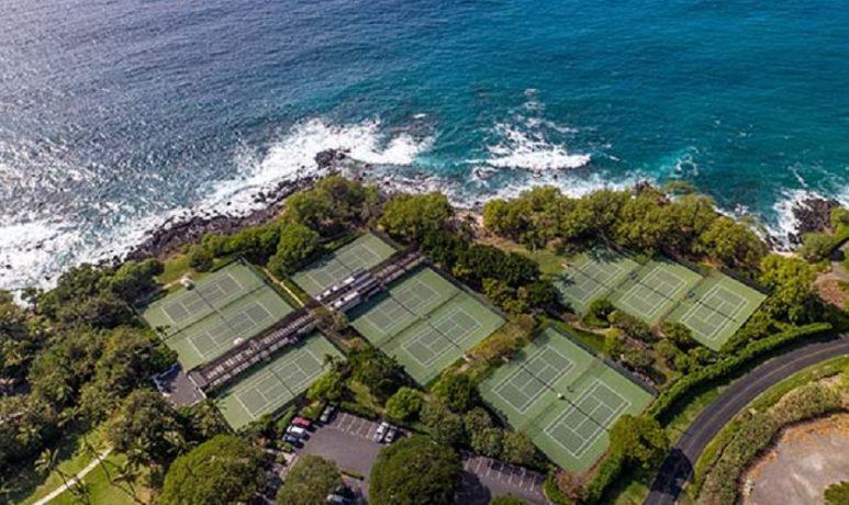 Mauna Kea Beach Hotel Hawaii Usa Hotelandtennis Com