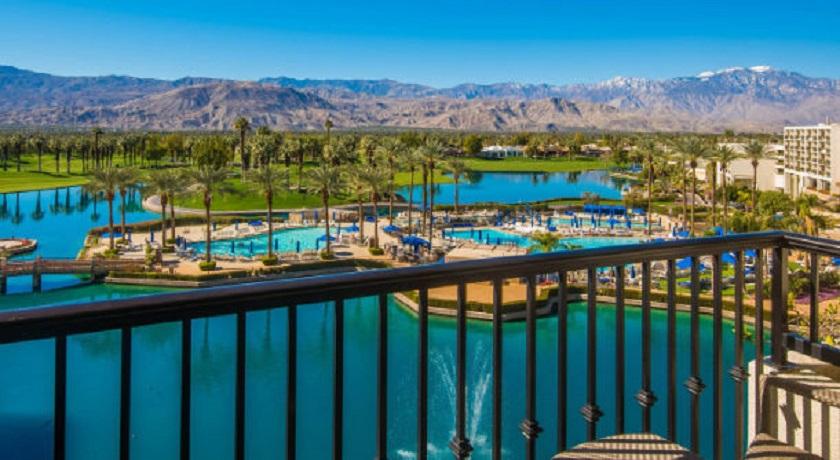 Jw Marriott Desert Springs Resort Palm Desert Usa