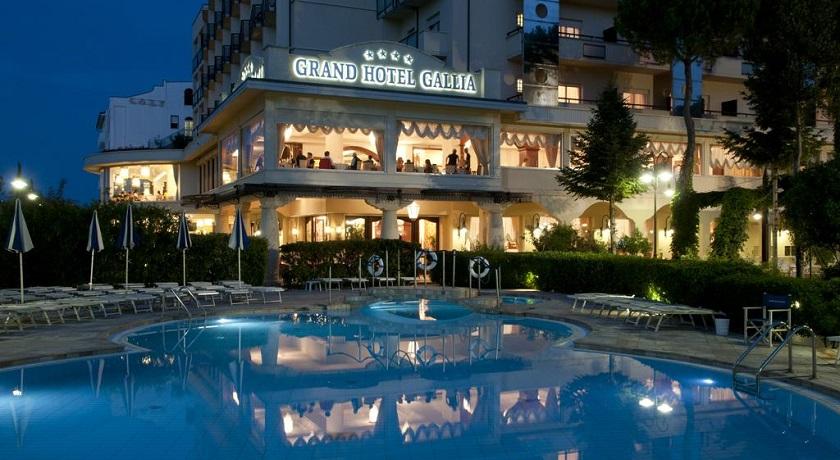 Grand hotel gallia milano marittima italy for Grand hotel milano