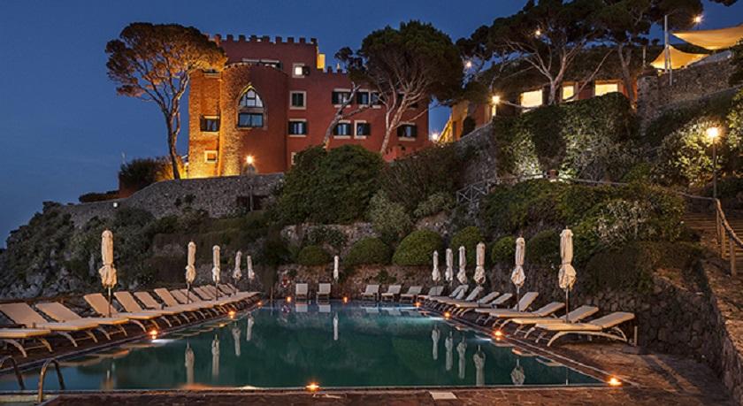Ischia Hotel Mezzatorre Resort And Spa