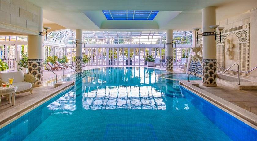 Rome Cavalieri Waldorf Astoria Hotels Resorts Rome Italy