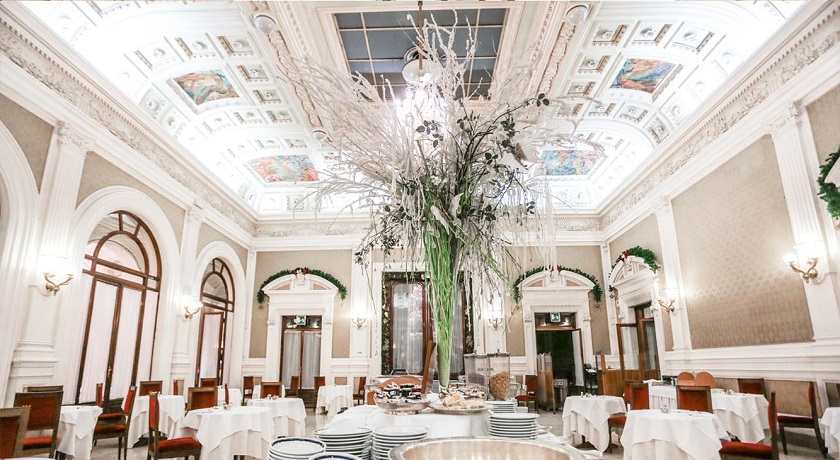 Grand Hotel La Pace Montecatini Terme Italy