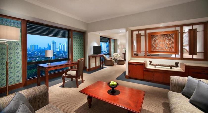 The Sultan Hotel Residence Jakarta Indonesia Hotelandtennis Com