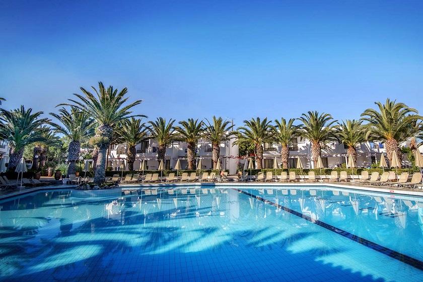 Sunconnect Marina Beach  Crete  Greece