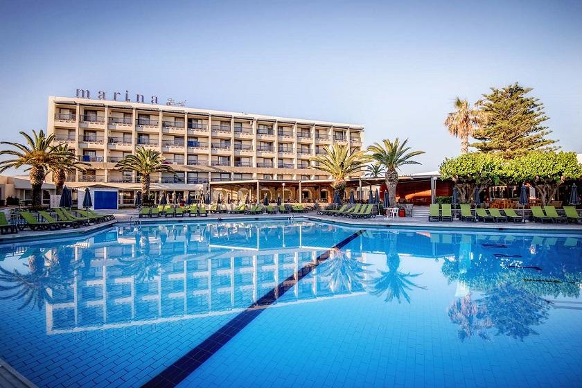 Sunconnect Marina Beach Hotel Crete